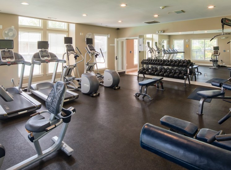 The Crossings at Red Mill Fitness Center