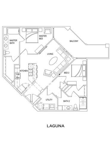 LAGUNA Floor Plan 7