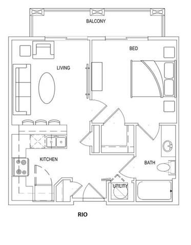 RIO Floor Plan 4