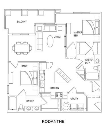 RODANTHE Floor Plan 9