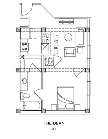 THE DEAN Floor Plan 9