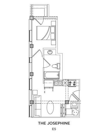 THE JOSEPHINE Floor Plan 15