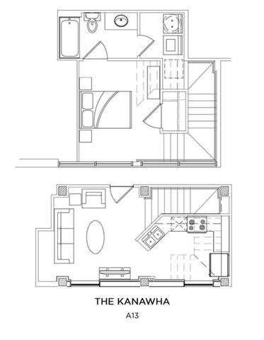 THE KANAWHA Floor Plan 5