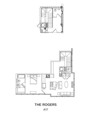 THE ROGERS Floor Plan 17