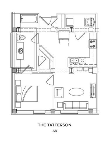 THE TATTERSON Floor Plan 13