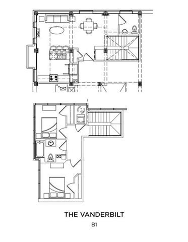 THE VANDERBILT Floor Plan 19