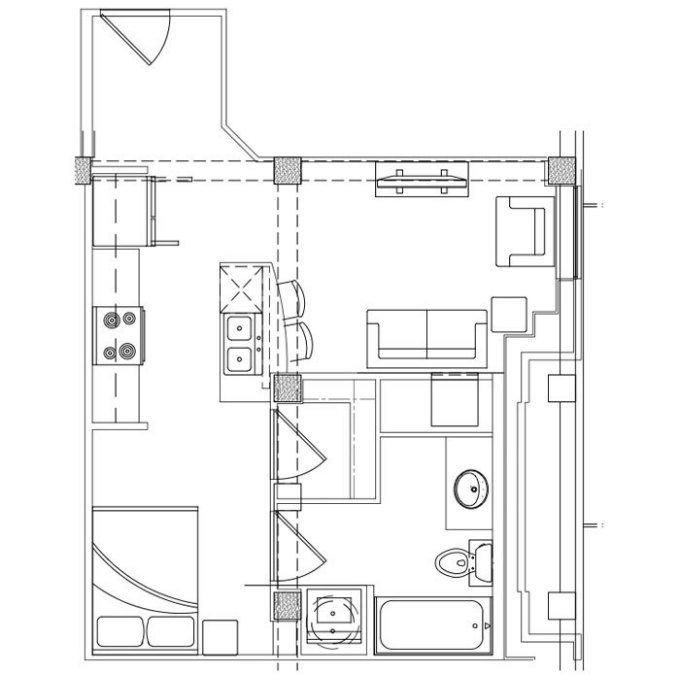 THE LYNNHAVEN Floor Plan 7