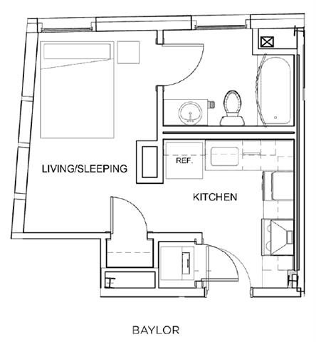 BAYLOR Floor Plan 8