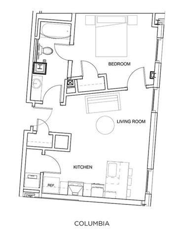 COLUMBIA Floor Plan 9