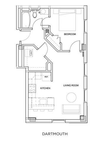 DARTMOUTH Floor Plan 11