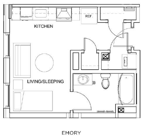 EMORY Floor Plan 13