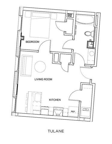 TULANE Floor Plan 20