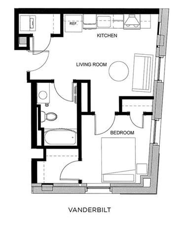VANDERBILT Floor Plan 21