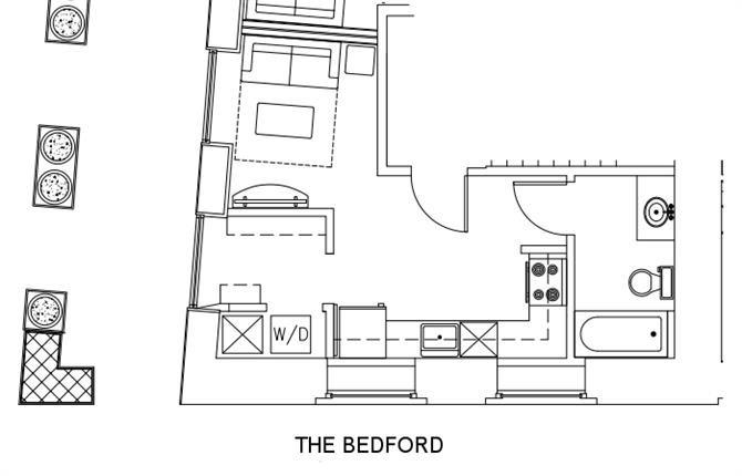 THE BEDFORD Floor Plan 2