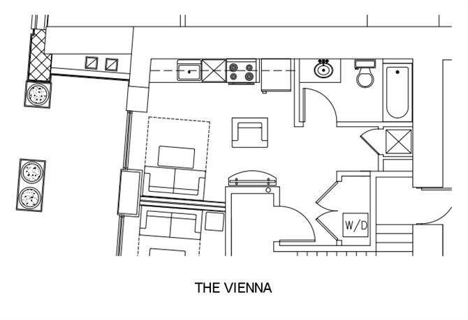 THE VIENNA Floor Plan 4