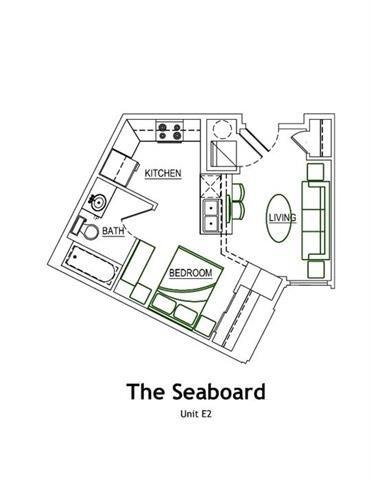 THE SEABOARD Floor Plan 5