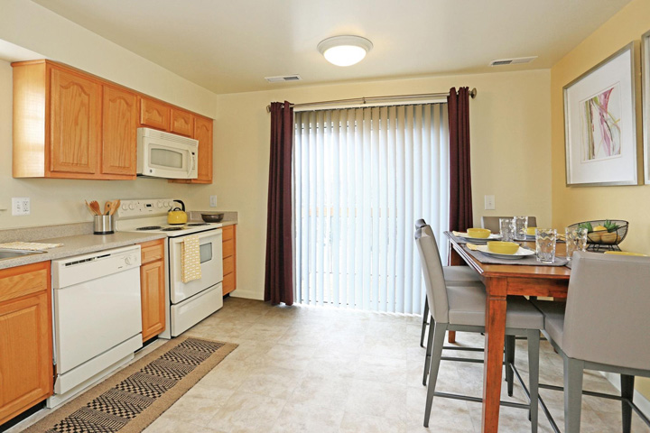 Dunfield Townhomes in White Marsh MD Kitchen