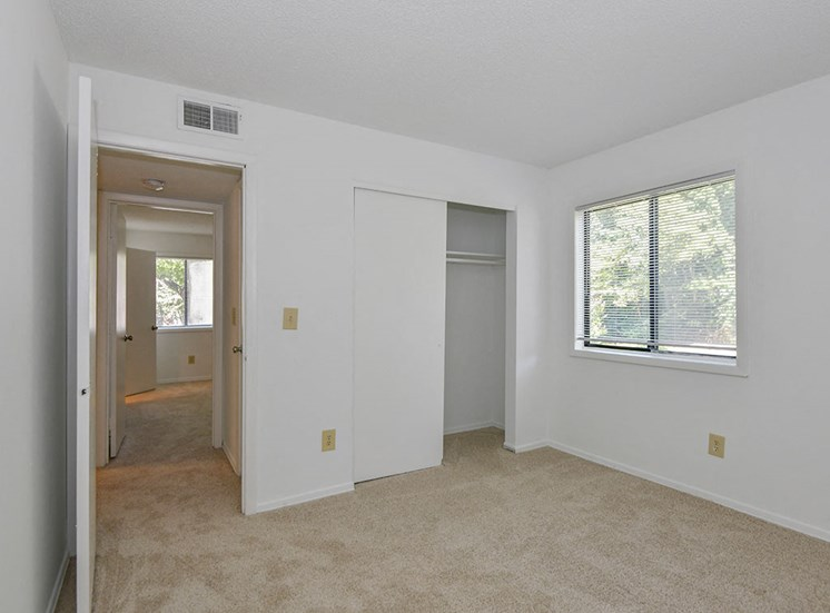 Bedroom at Green Meadows in Raleigh NC