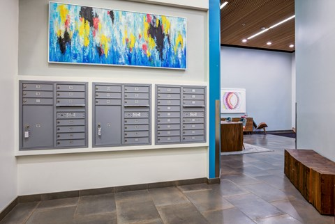 Apartments Portland-20 on Hawthorne Mailbox