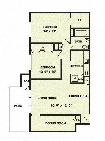 B5 Floor Plan 4