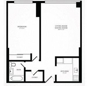 Floor Plan 9| 1350 Lake Shore Drive