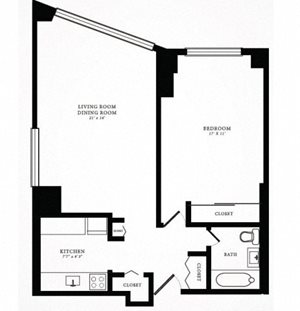 Floor Plan 7 | 1350 Lake Shore Drive