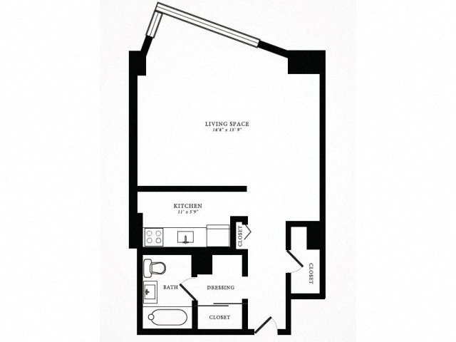 Floor Plan 4 | 1350 Lake Shore Drive