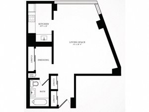 Floor Plan | 1350 Lake Shore Drive