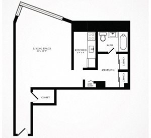 Floor Plan 2 | 1350 Lake Shore Drive