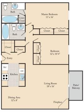 Buckingham Floor Plan 5