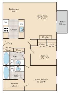 Elizabeth Floor Plan 4