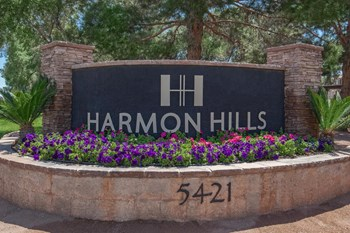 5421 E. Harmon Avenue Studio-3 Beds Apartment for Rent Photo Gallery 1