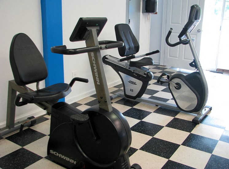 Gym at Pepper Ridge Apartments in Rock Hill SC