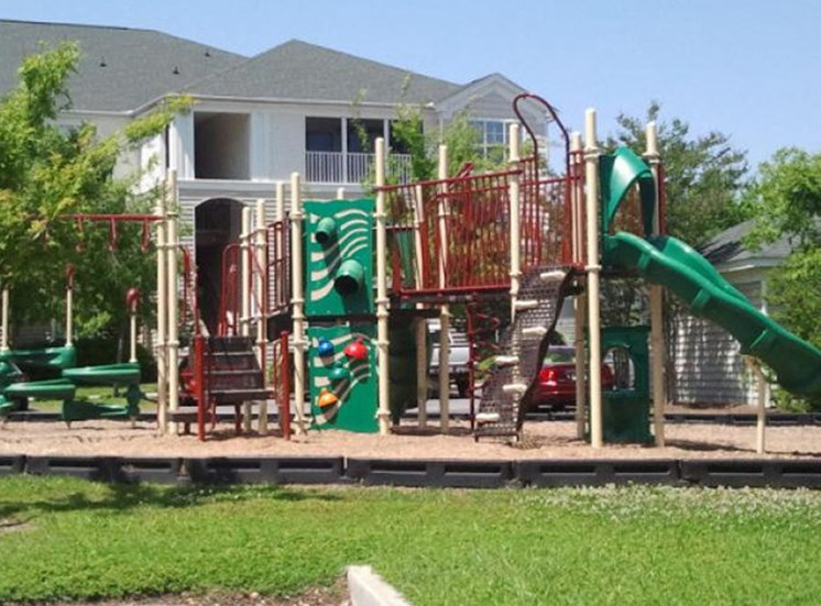 Fully Equipped Playground Area