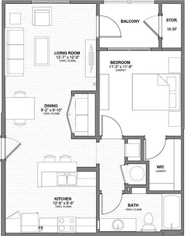 Affordable Apartments in Chapel Hill NC