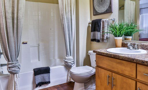 Avondale AZ Apartments with Oval Tubs in Bathrooms