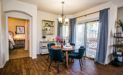 Avondale Arizona Apartments with Faux-Wood Floors