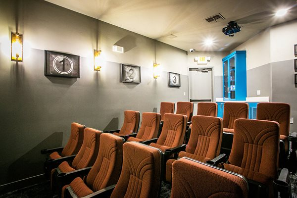 Apartments near Phoenix with Private Resident Movie Theater