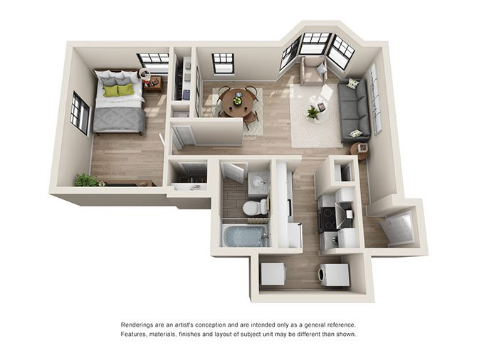 Holsten Floor Plan 2