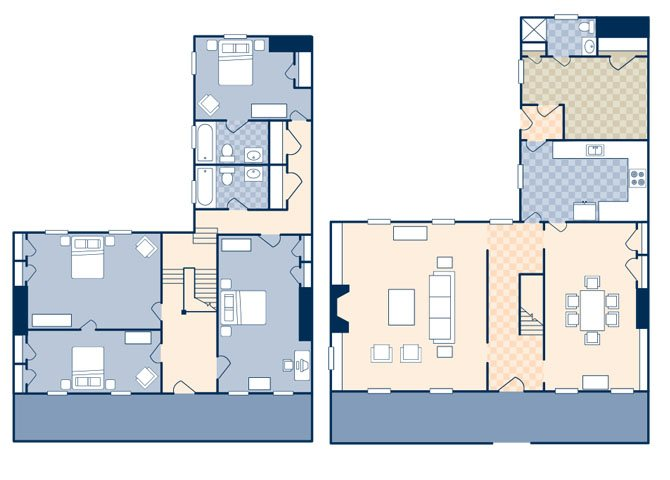Coren Apartments 2552 Floor Plan 4