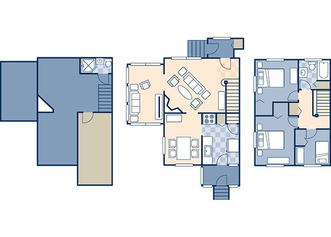 Forbes Avenue 1275 Floor Plan 6