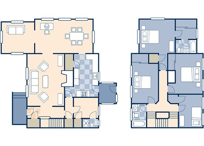 Garrison Lane 2230 A Floor Plan 10
