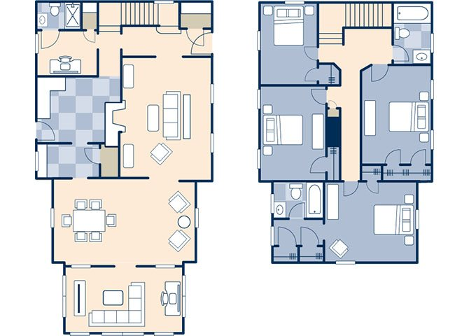 Garrison Lane 2230 B Floor Plan 11