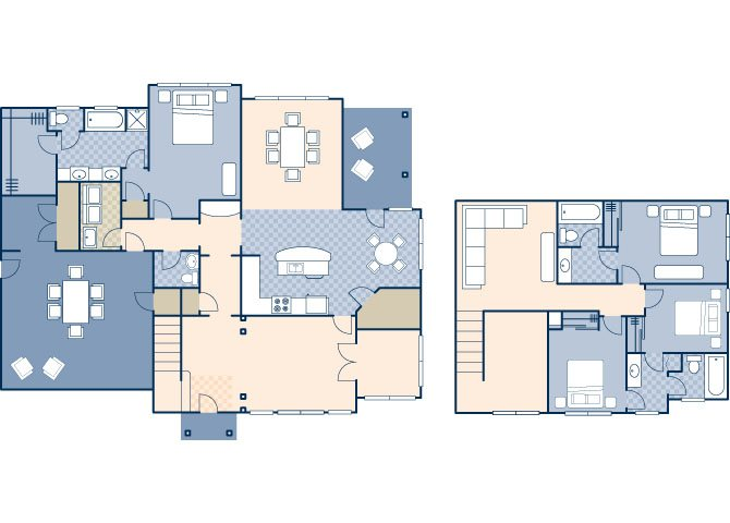 Marshall Ridge 2700 Floor Plan 21