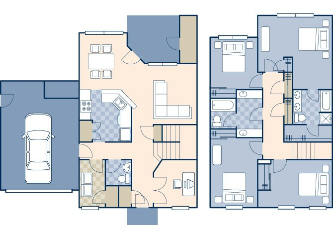 The Meadows 2100 Floor Plan 23