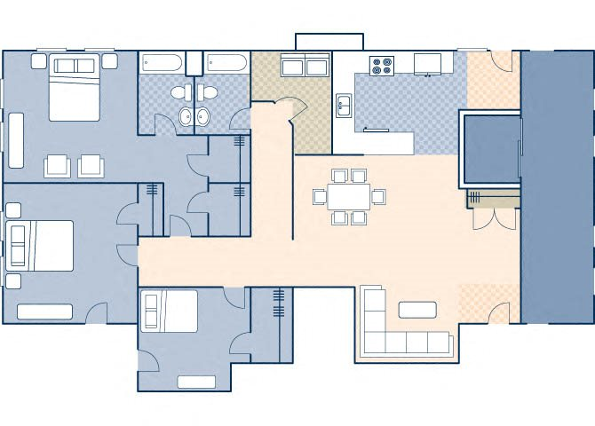Young Hall 2015 Floor Plan 32
