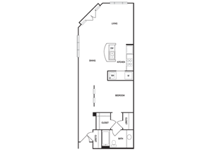 Studio 0x1 822 SF
