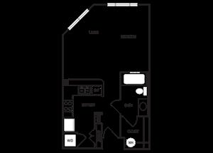 Studio 0x1 509-981 SF