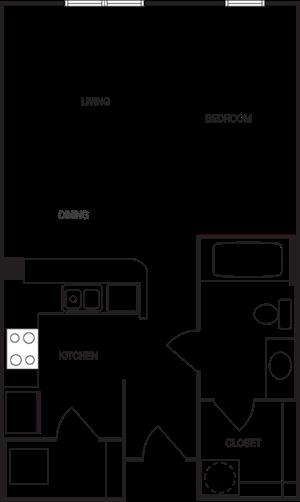 Studio 0x1 516-669 SF