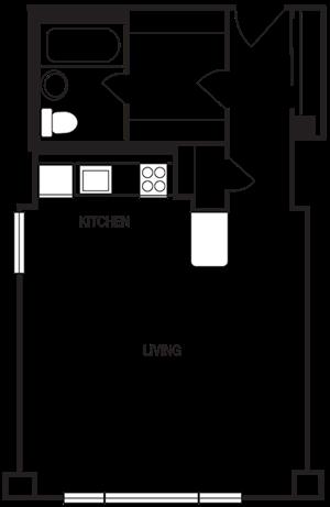 Studio 0x1 501-504 SF